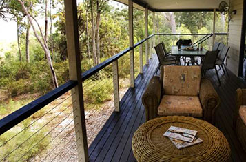 3 Bedroom Fraser Island Houses