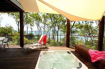 4 Bedroom Fraser Island Houses