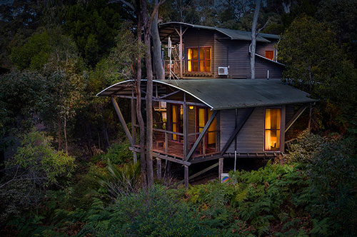 Sunset House Fraser Island