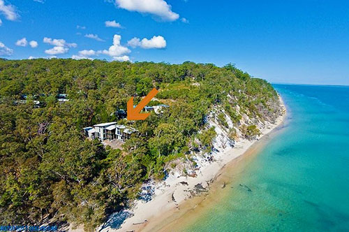 The Beach House Fraser Island House