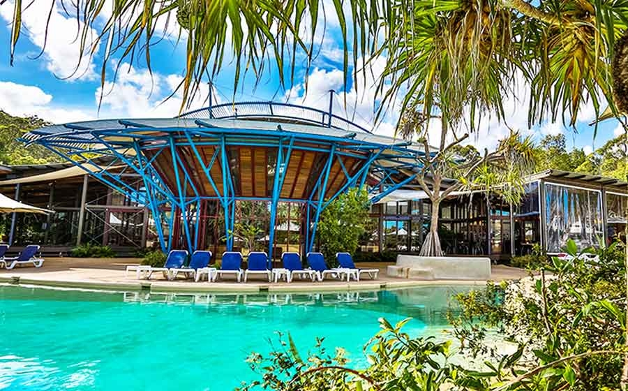 Resort Facilities | Fraser Island Houses | Fraser Island Accommodation