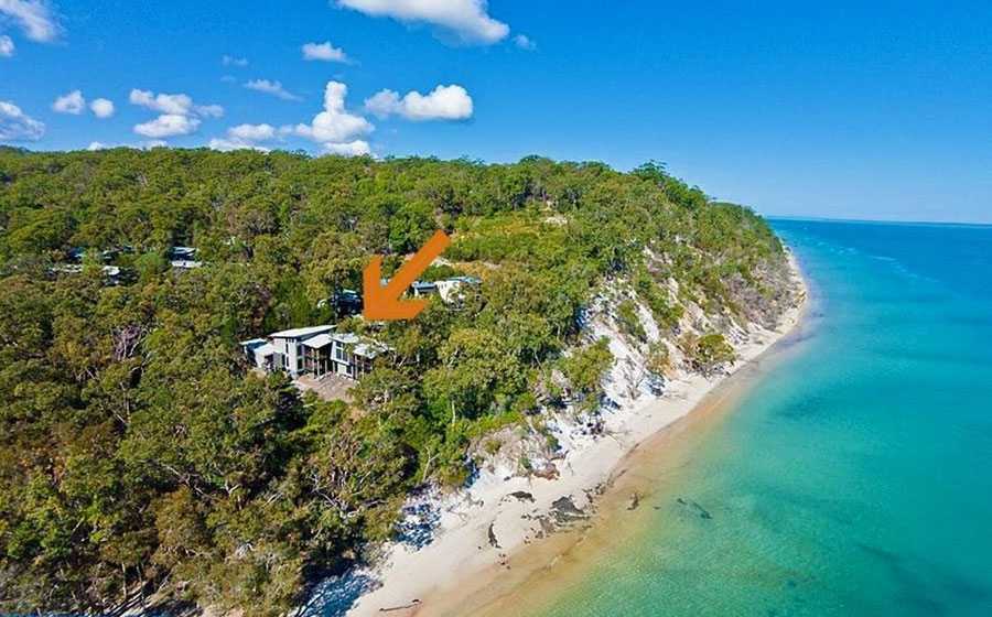 The Beach House Fraser Island