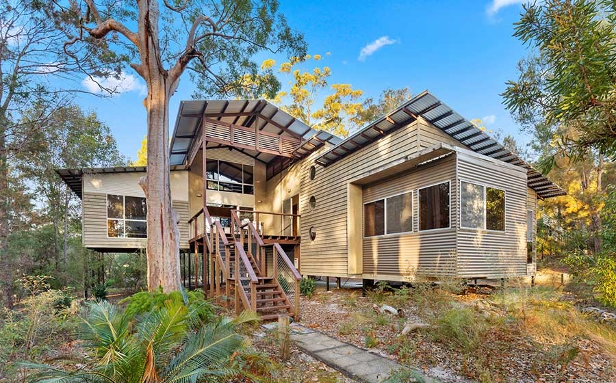 Stirling House Fraser Island